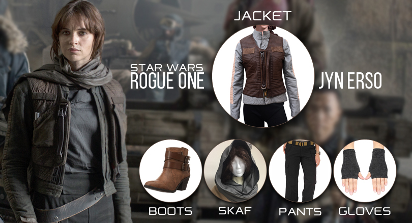 rogue one costume
