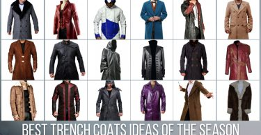 Trench Coats Season