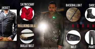 Walking Dead Negan Costume
