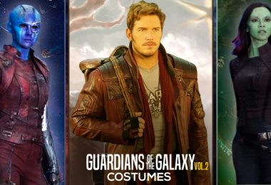 Guardians of the Galaxy 2 Costumes