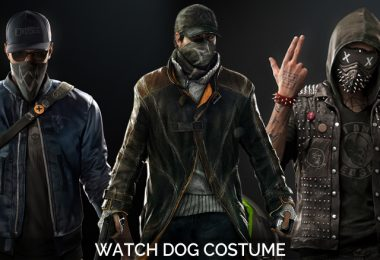 Watch Dogs Cosutmes