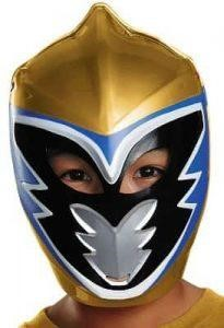 Yellow Power Ranger Mask