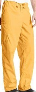 Yellow Power Ranger Pant