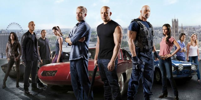 The Fast And Furious Attractive Outfits