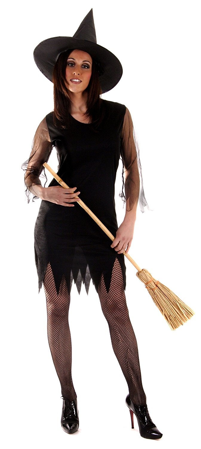 Halloween Witch Costume | Trends Are More Worn With Glamour