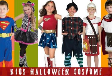 most common kids halloween costume
