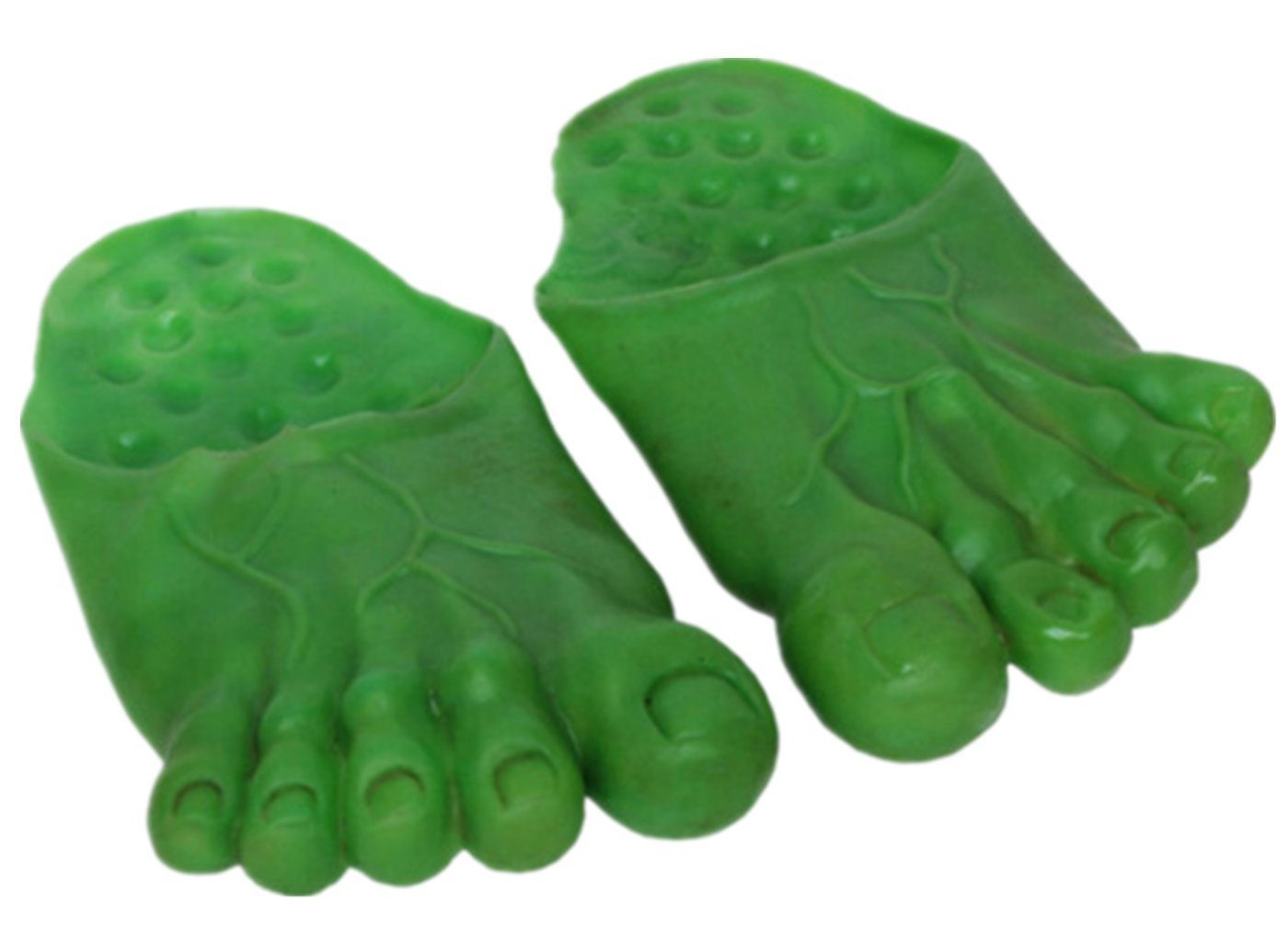 hulk slippers for adults