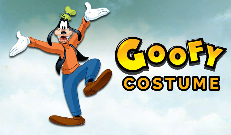 Goofy Costume Collection For Adults Mickey Mouse Cartoon Series