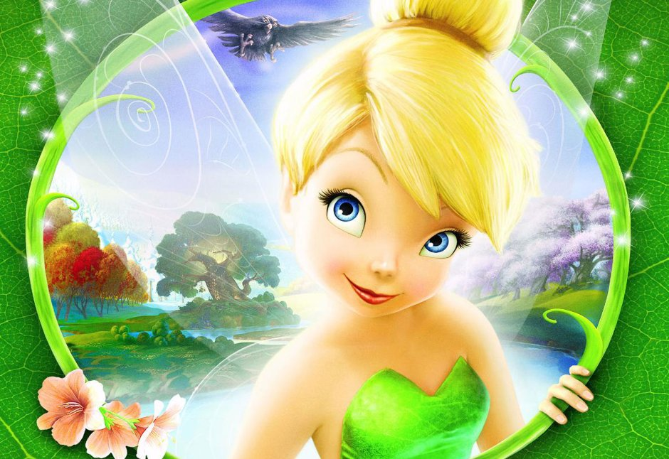 Be a Charm of The Party Tinkerbell Fairies Costume