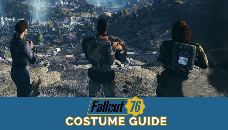 Fallout 76 All Outfits