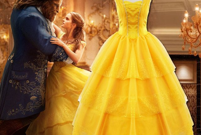 Look Attractive With This Beautiful Belle Costume For A Party