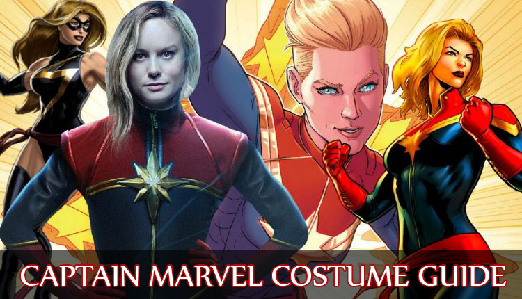 Diy Guide To Captain Marvel Costume By Brie Larson Captain marvel looks to keep the streak intact. diy guide to captain marvel costume by