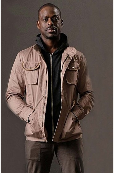 The Predator Sterling k Brown Jacket