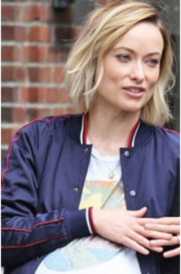 Olivia Wilde Life Itself Jacket