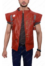 Chris Pratt Guardians of The Galaxy Star Lord Vest