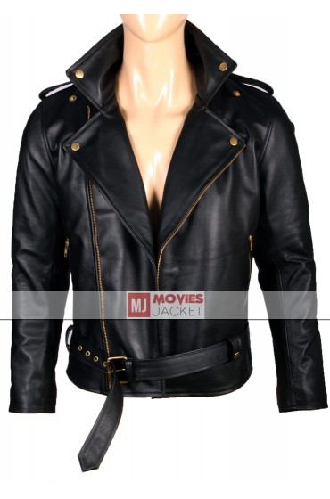 Johnny Depp Cry Baby Leather Jacket