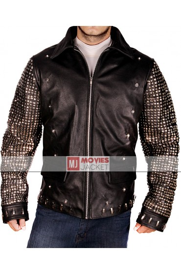 Buy Online Chris Jericho Light Up Leather Jacket