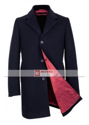 Peter Capaldi 12th Doctor Coat