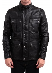 24 Live Another Day Leather Jack Bauer Jacket