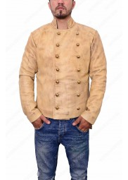 White 3 10 To Yuma Charlie Prince Leather Jacket