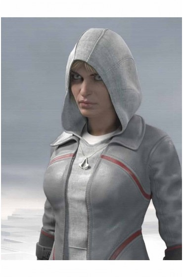 Ac Syndicate Galina Voronina Cosplay Jacket