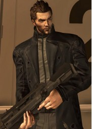Adam's Deus EX Human Revolution Coat