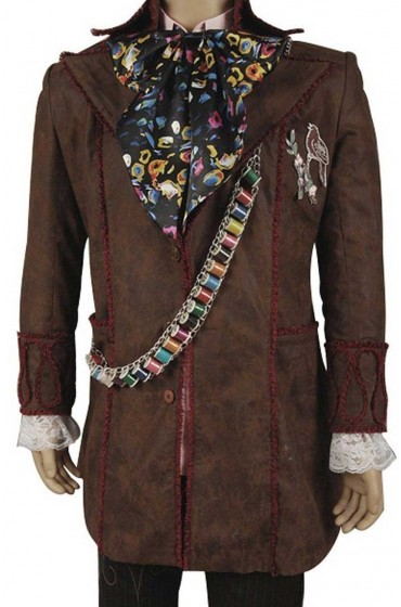 Alice In Wonderland Mad Hatter Jacket