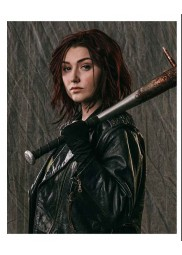 Anastasia Baranova Z Nation Addison Carver Jacket