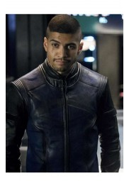 Arrow 6 Rick Gonzalez Leather Jacket
