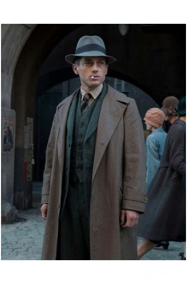 Babylon Berlin Tom Tykwer Coat