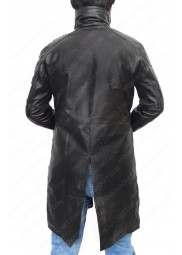 Blade Runner 2049 Ryan Gosling Leather Trench Coat