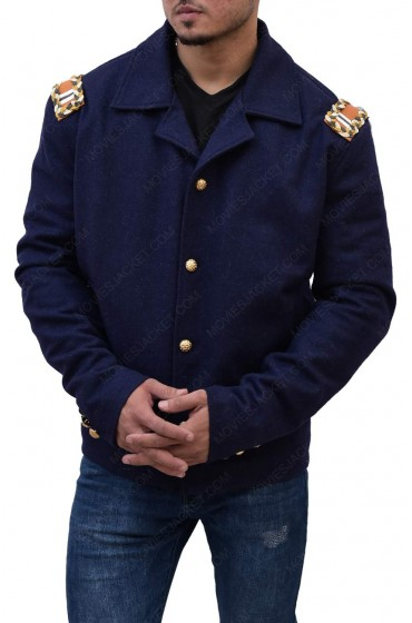 Christian Bale Captain Joseph J. Blocker Uuniform Jacket