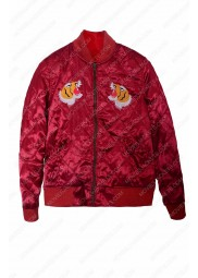 Colleen Wing Iron Fist Jacket