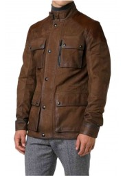 Craig Mcginlay Brown Jacket