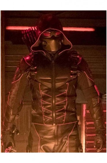 Crisis On Earth-X Dark Arrow Jacket