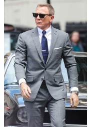 No Time to Die James Bond Suit
