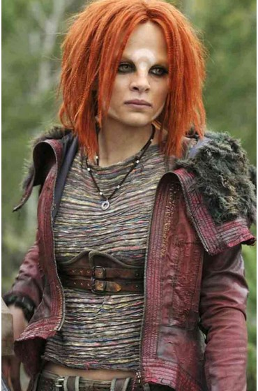 Defiance Stephanie Leonidas Irisa Jacket