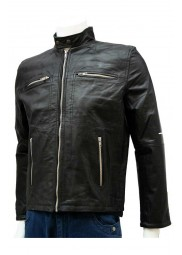 Donnie Yen Flash Point Leather Jacket