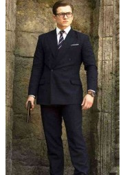 Double Breasted Eggsy Kingsman Suit