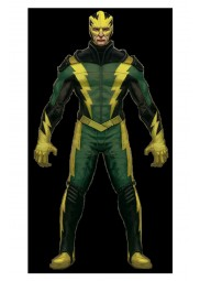 Electro Spiderman Villain Alliance 2 Jacket