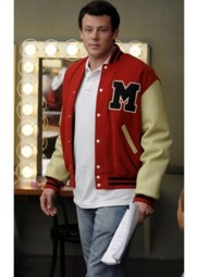 Glee The Break-up Kurt Hummel Varsity Jacket