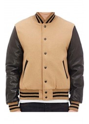 Golden Bear Letterman Jacket