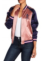 Grown-ish Zoey Johnson Bomber Jacket