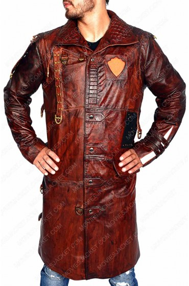 Guardians of The Galaxy Yondu Trench Coat