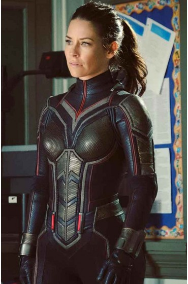 Hope Van Dyne Ant-man And The Wasp Jacket
