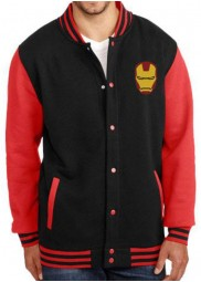 Iron Man Varsity Jacket