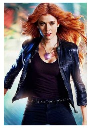 Katherine Mcnamara Shadow Hunters Jacket
