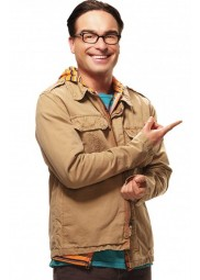 Leonard Hofstadte The Big Bang Theory Jacket