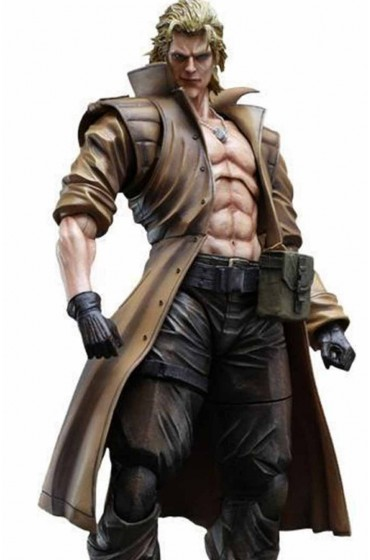 Liquid Snake Metal Gear Coat
