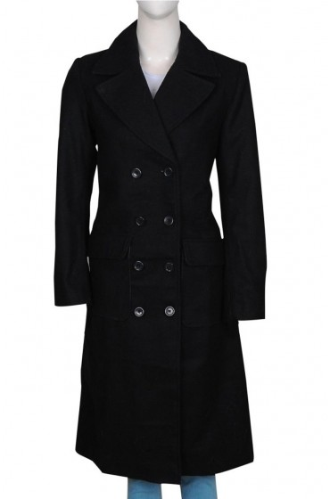 Lorraine Broughton Atomic Blonde Coat